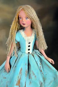 Nancy Wiley's Alice in Wonderland Doll