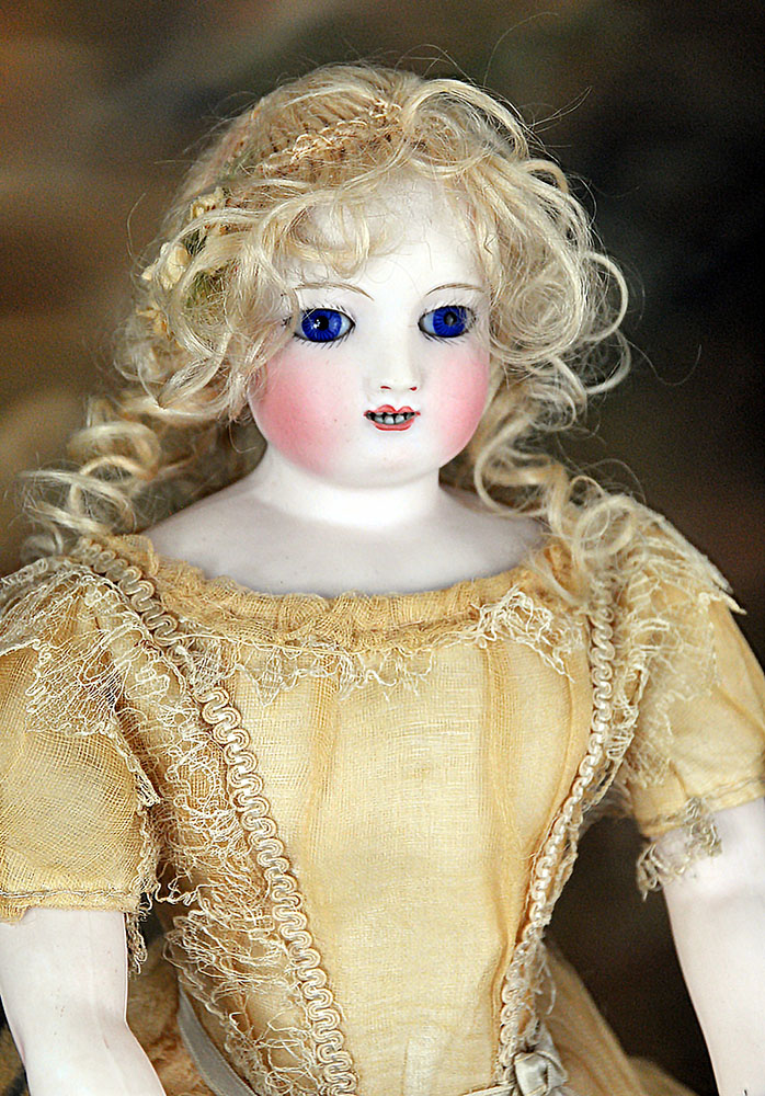 Steiner Waltzing French Fashion Doll