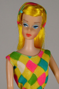 Vintage Color Magic Barbie Doll