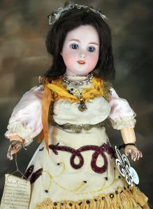 SFBJ Fortune Teller Doll