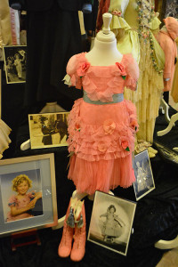 Shirley Temple Dress and Shoes From The Little Colonel