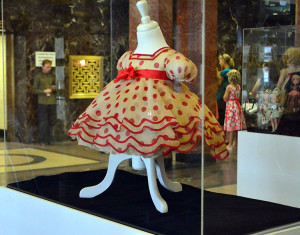 Iconic Shirley Temple Costume from Stand Up and Cheer