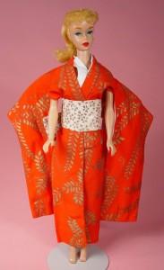 Barbie Goes To Japan