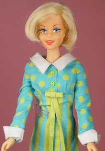 Casey, Barbie's Friend c. 1969