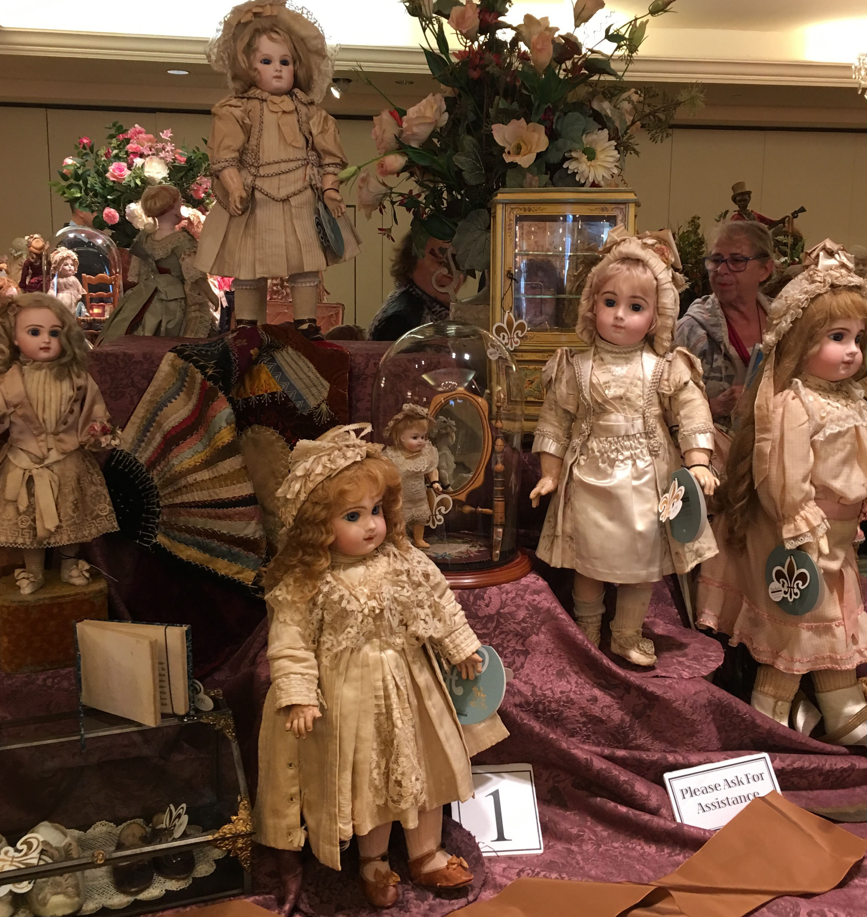 Random Musings On Dolls Antiques And